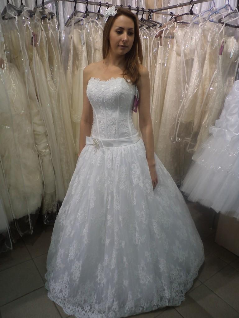 Свадебное платье-омск